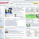 New Look Of Yahoo