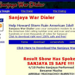Sanjaya War Dialer