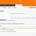 OpenDNS Shortcuts – Powering Browser Addressbar