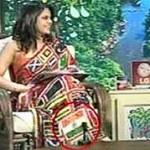 Mandira Bedi & her Saree