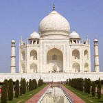 Taj Mahal getting a facelift