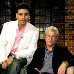 """Koffee"" with Karan and Richard Gere"