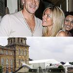 Four English Footballer's wedding on same weekend