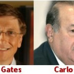 Carlos Slim is Richer than Bill Gates Now