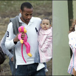 Thierry Henry Splits with Claire aka Nicole Merry