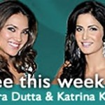 Lara Dutta and Katrina Kaif on Koffee with Karan