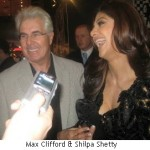 Max Clifford dumped Shilpa Shetty