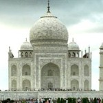 Taj Mahal and Seven Wonders of World