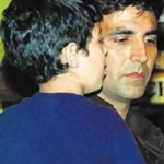 Akshay and Saif Ali doting fathers of Bollywood