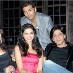 "Koffee with Karan – Promotion of ""Om Shanti Om"""
