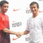 "Evans Thomas Wins ""Nike Talent Hunt Project"" To Go Barcelona"