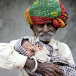 World's oldest Indian Father – Nanu Ram Jogi