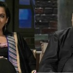 Shabana Azmi and Javed Akhtar on koffee with Karan