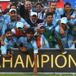 India : Twenty20 World Cup Champion