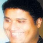 Singer Manohar Shetty