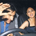 Saif and Kareena together