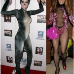Britney's cheap Halloween dress
