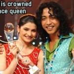 Prachi Desai, winner of Jhalak Dikhhla Jaa 2