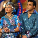 Rakhi-Abhishek and Aamir-Sanjeeda in Finals