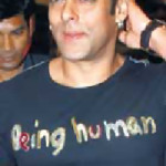 Salman Khan trying his best to be human