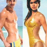 John Abraham and Priyanka Chopra's swimwear for auction