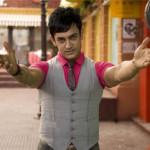 """Behka Aamir Khan in """"Ghajini"""""""