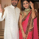 Shilpa Shetty got engaged to Raj Kundra