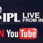 IPL Youtube Partnership for live streaming