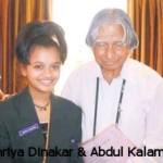 Dr Abdul Kalam acts in Billion Dollar Baby