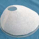 Mesh Fabric Bra Implants