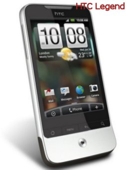 HTC Desire launch in UK on March 26 [Video]