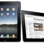 Launch of Apple iPad in UK