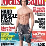 Tiger Shroff on Men's Health Magazine
