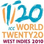 Indian team for 2010 World Cup Twenty20