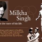 """Milkha Singh's """"Bhaag Milkha Bhaag"""""""