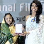 Priyanka Chopra received National Award on Friday