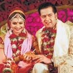 Chichora Rahul Mahajan married Dimpy Ganguly