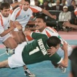 India Vs Pakistan in Kabaddi final World Cup 2010