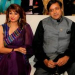 Sunanda Pushkar with Kochi IPL