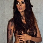 Mallika goes topless on Facebook and Twitter