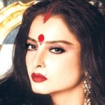 Rekha in TV serial Ganga Ki Deej