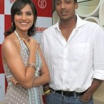 Lara and Mahesh living together