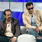 Abbas Kazmi Aakhri Salaam with Salman Khan