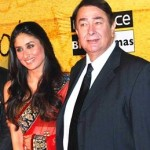 Kareena and Randhir Kapoor doing a film together