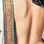 Vidya Balan goes Backless for FHM