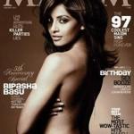 Bipasha Basu bares all for Maixm