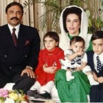 Asif Ali Zardari married to Tanveer Zamani
