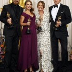 Winners of Oscar 2011
