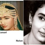 Meena Kumari, Nutan on postal stamps