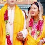 Varun weds Yamini Roy